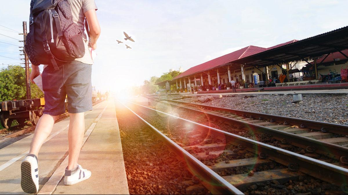 Tren ile Seyehat