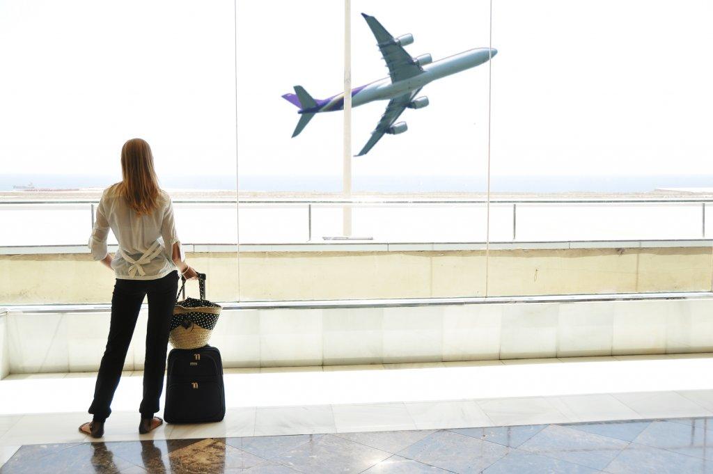 Uçakla Tatile Çıkın