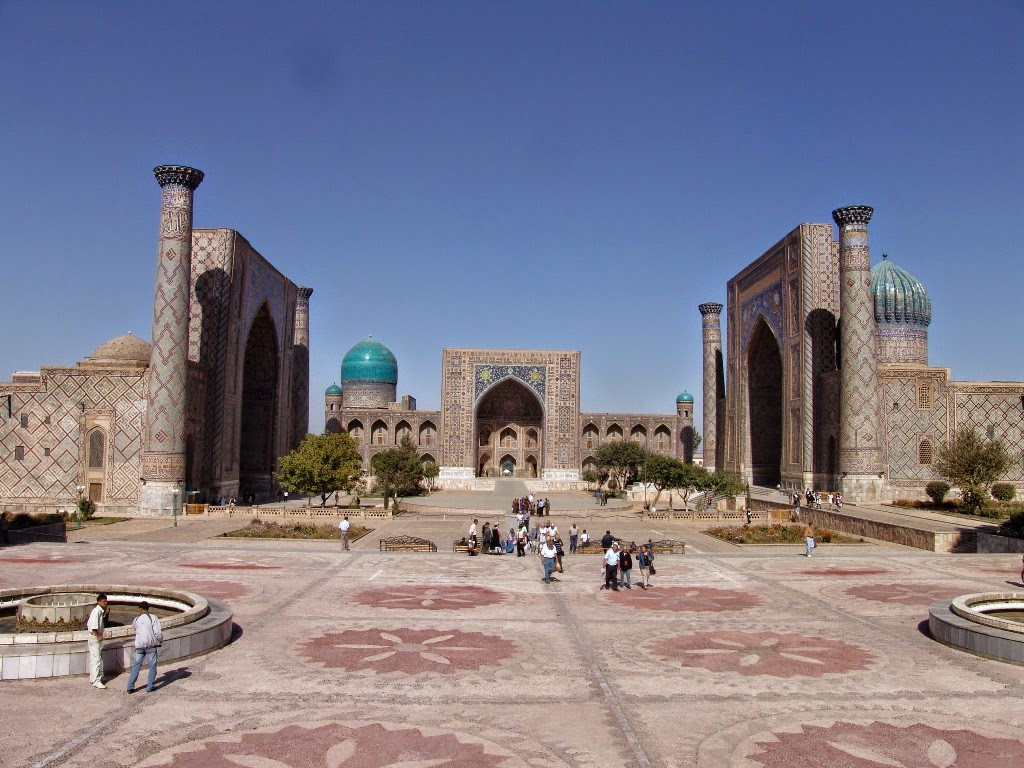 Trésors de l'Asie centrale  Circuit culturel-3