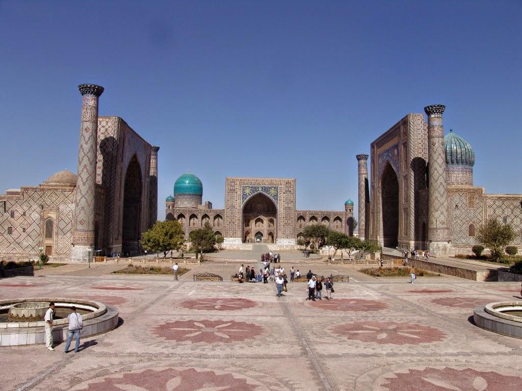 Treasures of Central Asia (Kyrgyzstan – Kazakhstan – Uzbekistan) Cultural Tour – 3