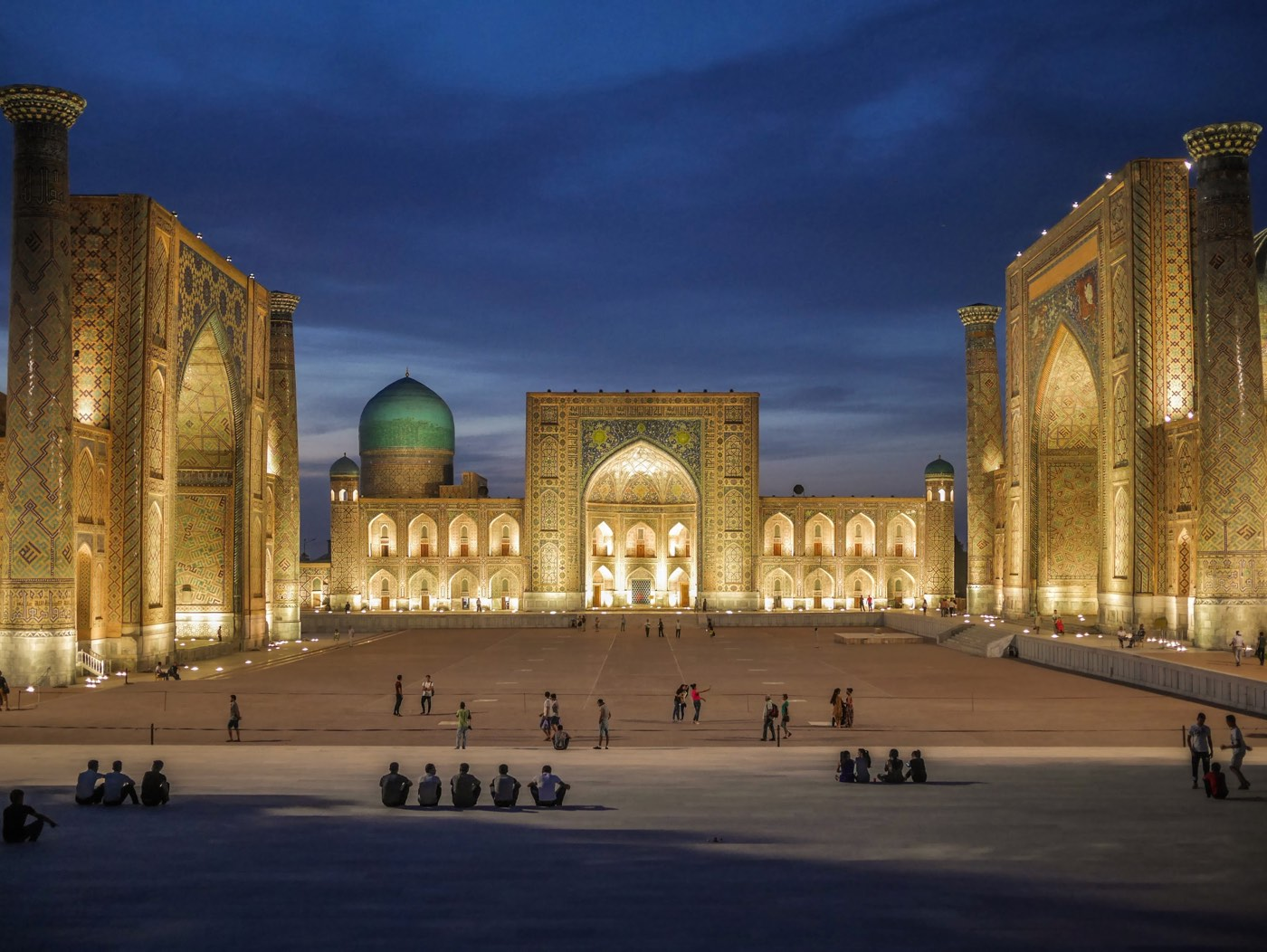 Pearl Cities of Great Silk Road Cultural Tour