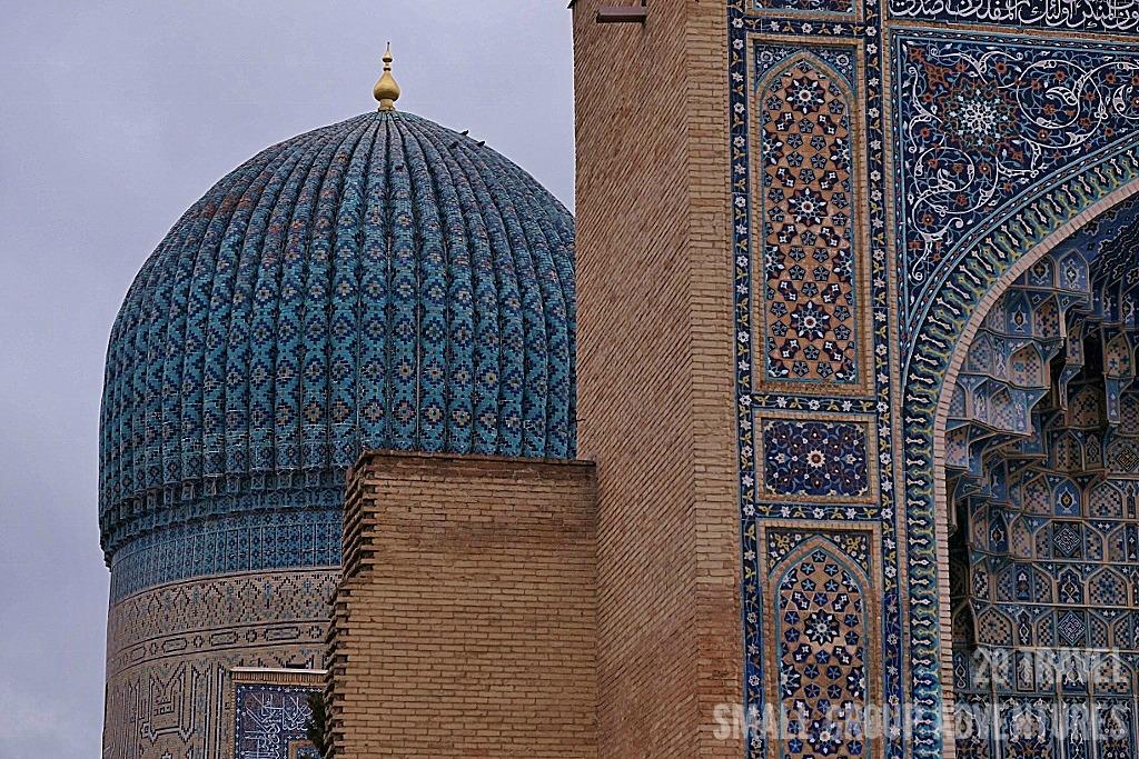 Les perles de l'Ouzbékistan Circuit culturel – 1